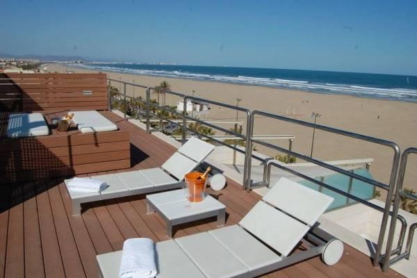 entrevista Floración Humano  Hotel Neptuno****, Valencia